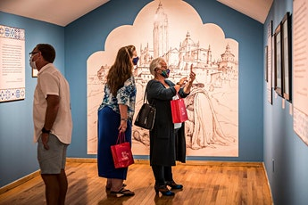 Gallery Art Tour: On Seeing Segovia tickets