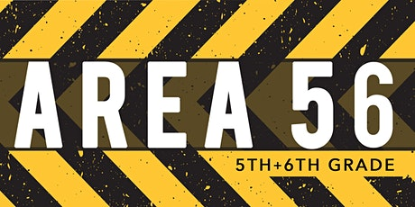 Crosspoint Church - Area 56 Registration tickets
