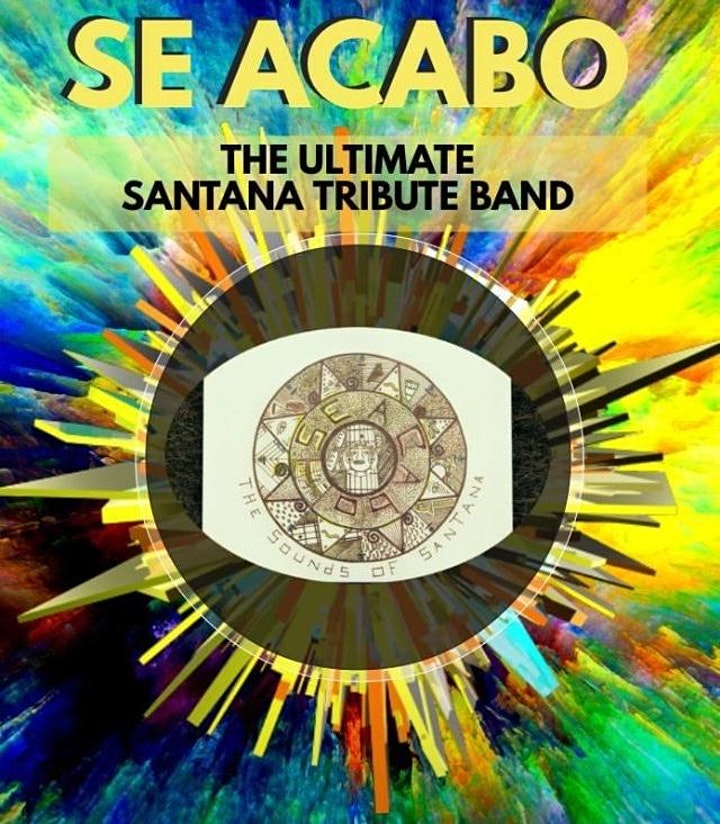 """LIVE IN CONCERT: """"The Glass Prism"""" with """"Se Acabo"""" A Santana Tribute image"""