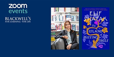 Join Elif Shafak online as she talks ...