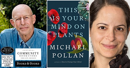 Michael Pollan | THIS IS YOUR MIND ON PLANTS with Alix Spiegel tickets