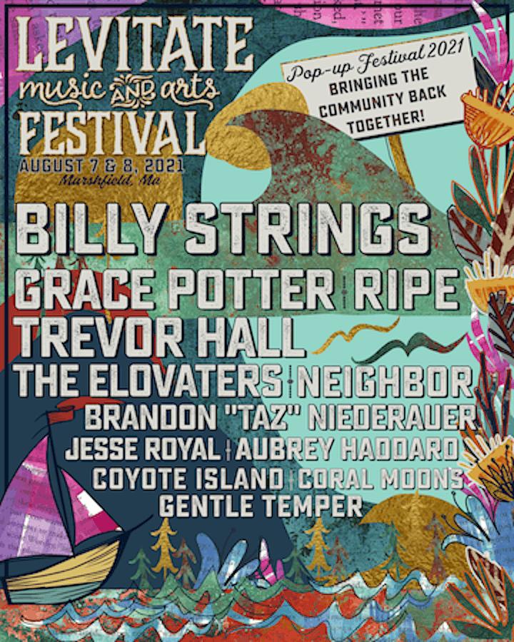 Levitate Music & Arts Festival 2021 Pop-Up image