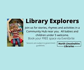 Library Explorers tickets