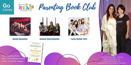 Parenting Book Club   Early READ tickets