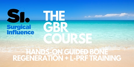 Si: Fienodontics + ImplantsDC present The GBR Course tickets