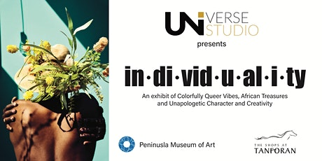 iNDiViDUALiTY: An exhibit of Colorfully Queer Vibes, #BlackArt & Character. tickets