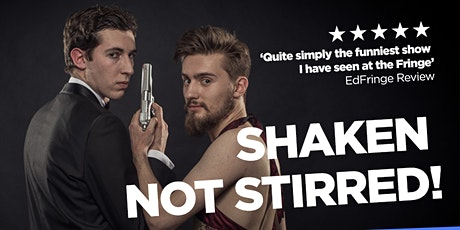 HOOPLA:  Shaken not Stirred, Gämez and Michelle Impro! tickets