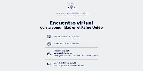 CONOCIENDO A LA COMUNIDAD: VERONICA RIVERA GOULD boletos