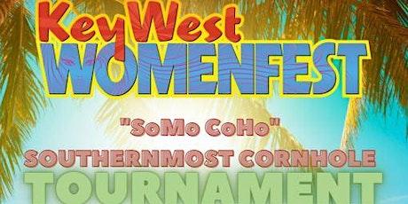 SoHo CoHo Tournament tickets