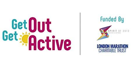 GOGA Tayside's  Online Activity Programme - Week beginning  21st June  2021 tickets
