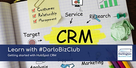 Learn with #DarloBizClub    Getting started with HubSpot CRM tickets