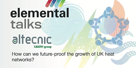 How can we future-proof the growth of UK heat networks? Tickets