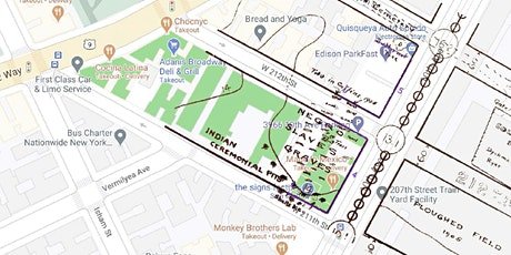 Advisory Group for the Inwood Sacred Sites (AGISS) Public Meeting tickets