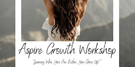 Aspire Growth Workshop tickets