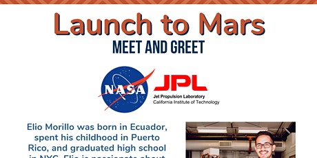 Lanzamiento a Marte - Conocer y saludar / Launch to Mars - meet and greet entradas