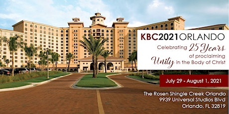 25th Annual Kingdom Builders Conference tickets