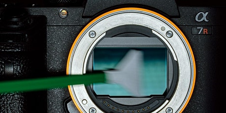 Gratis Kamera Check & Clean Service bei Foto Leistenschneider Tickets