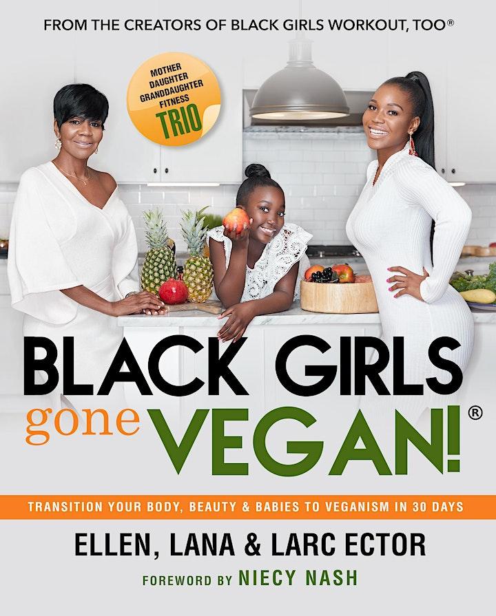 ATLANTA: BLACK GIRLS GONE VEGAN! Official Art CookBook Launch Party image