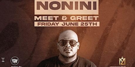 NONINI - Meet & Greet - Delaware tickets