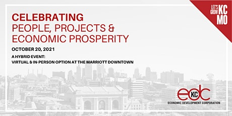 Economic Development Corporation of KCMO Annual Event tickets