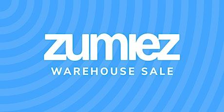 Zumiez Warehouse Sale - Santa Ana, CA tickets