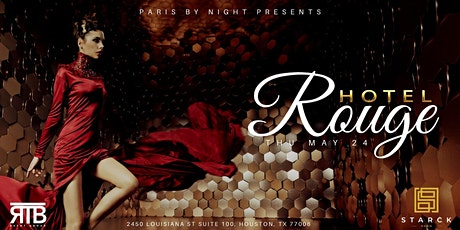 Hotel Rouge :: Starck Room tickets