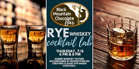 Cocktail Lab: Rye Whiskey tickets