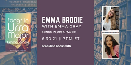 Emma Brodie with Emma Gray: Songs in Ursa Major tickets