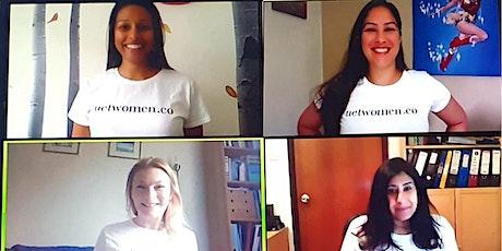Netwomen Online Speed Networking tickets