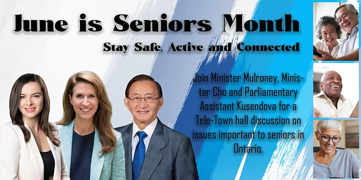 Virtual Senior Month Event image