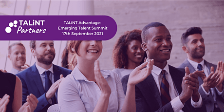 TALiNT Advantage: Emerging Talent Summit tickets