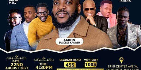 Successful Praise Music Ministry CD Release tickets