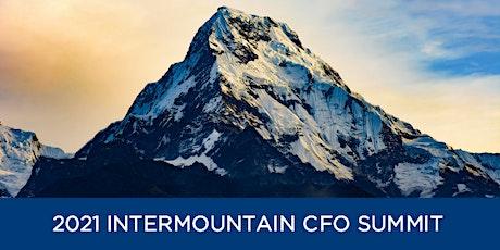 2021 Intermountain CFO Summit tickets