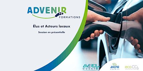 Advenir Formations - Élus et acteurs locaux - Session à Nantes billets