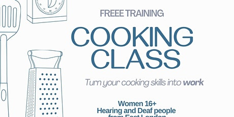 Information Day- Professional Cooking Technique Course tickets