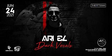 Ari El - Dark Vocals tickets