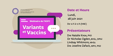ASPC : Webinaire sur les Variants et Vaccins entradas