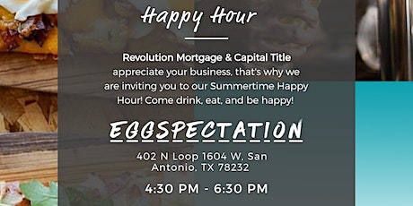 Summertime Happy Hour tickets