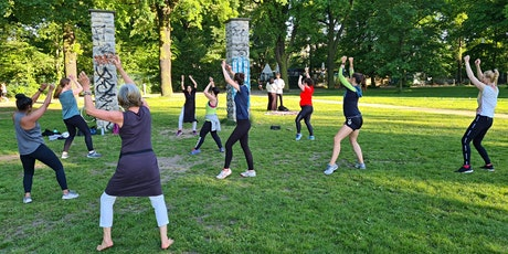FREE TRIAL CLASS - Bollywood Dance Workout - Volkspark Fhain, Berlin! Tickets