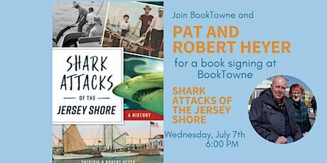 Shark Attacks of the Jersey Shore tickets