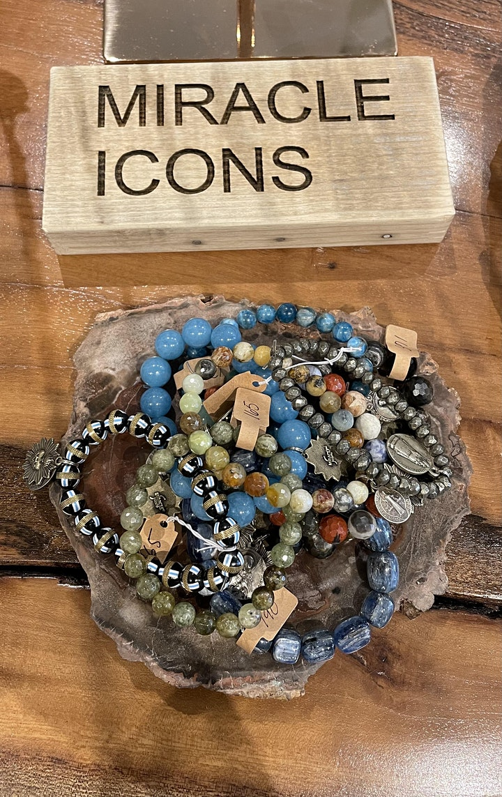 Project Gaia NYC Trunk Show: Meet the Founder of Miracle Icons image