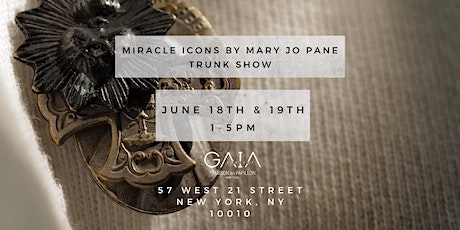Project Gaia NYC Trunk Show: Meet the Founder of Miracle Icons tickets