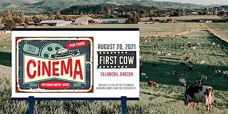 Park-it Cinema: First Cow tickets