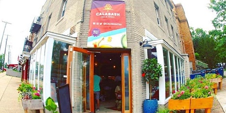CALABASH ANNIVERSARY June-TEA-nth PATIO PREVIEW! tickets