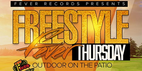 C-Bank Performing Live  Freestyle Fever Thursdays@ Saxon Woods Golf Course tickets