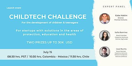 ChildTech Challenge - Launch Event tickets
