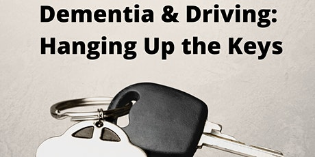 Caregiver Coffee: Dementia & Driving; Hanging Up the Keys tickets