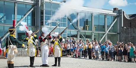 Festival Day 3 - King John's Castle - Remember Limerick! Official ceremony tickets