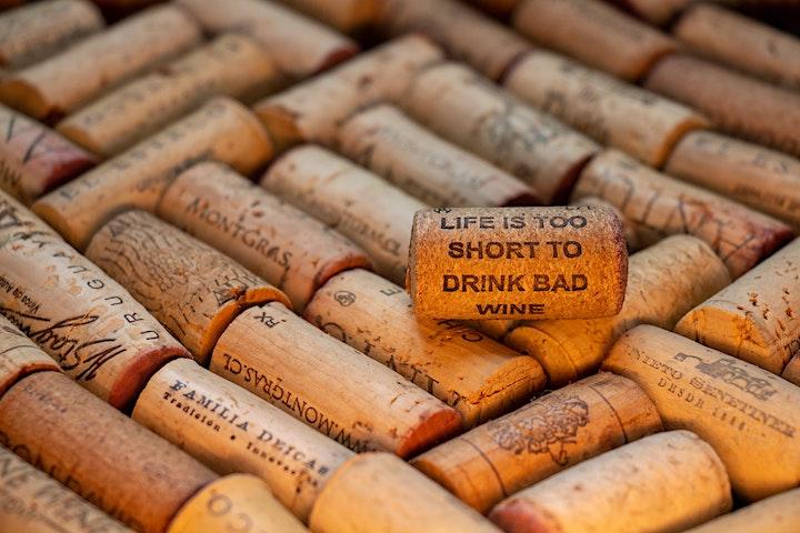 Wine Education and Tasting image