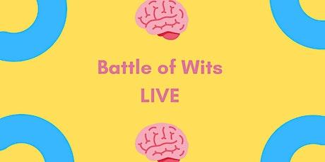 Battle of Wits billets